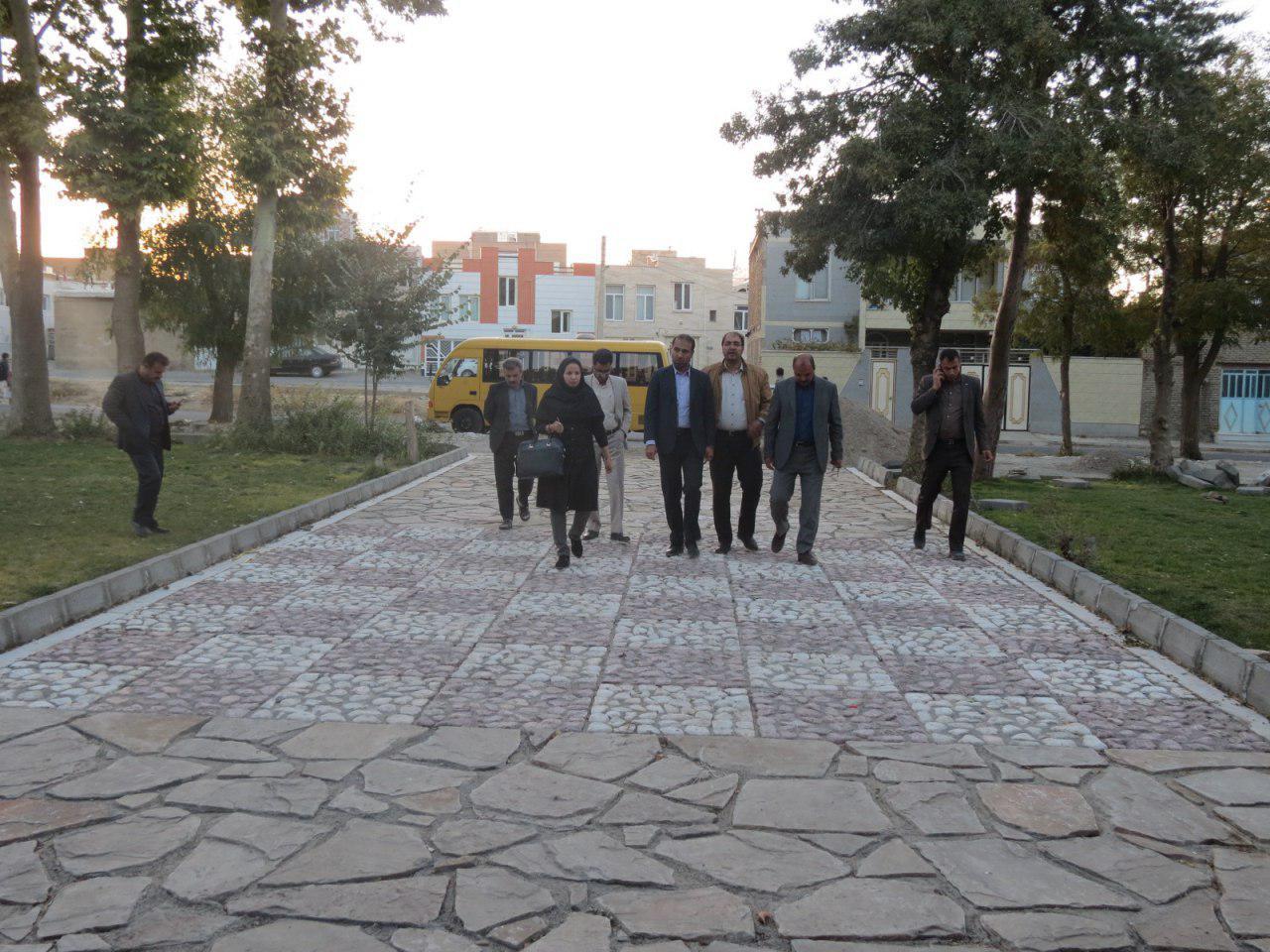 پروژه عمرانی- قروه